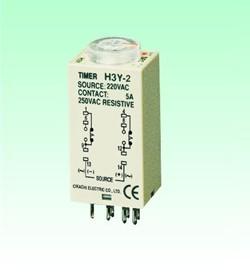 H3Y-2,H3Y-2L,H3Y-4 限时继电器