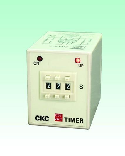 AH3-1D3,AH3-2D3,AH3-3D3 限时继电器